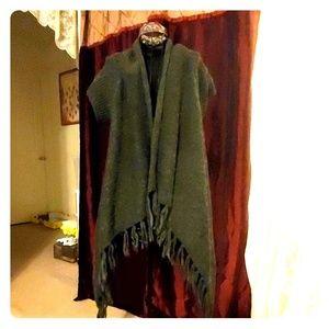 Stylish Long Sweater/Coat